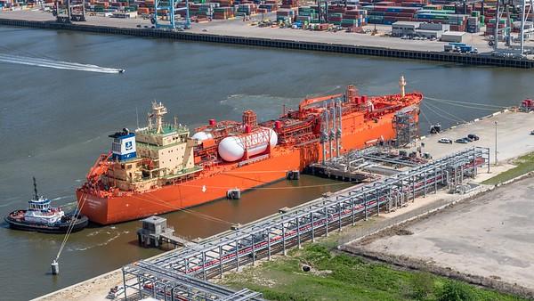 Navigator Gas Vessels