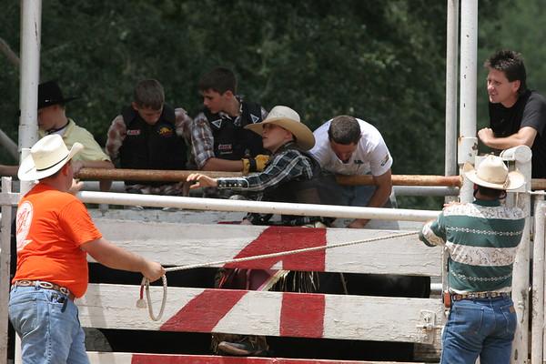 SPYR 08/12/2006 Bull Riding