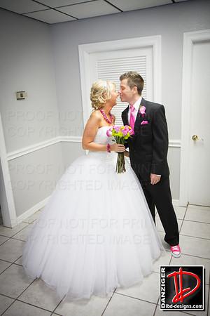 Kim (Shelton) and Justin Ryals wedding 9-8-12