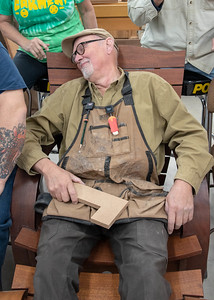 Make a Comfy Chair and Ottoman with Michael Fortune