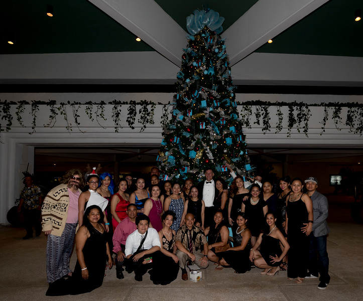DECEMBER 22, 2017: MARIANAS EYE INSTITUTE CHRISTMAS PARTY