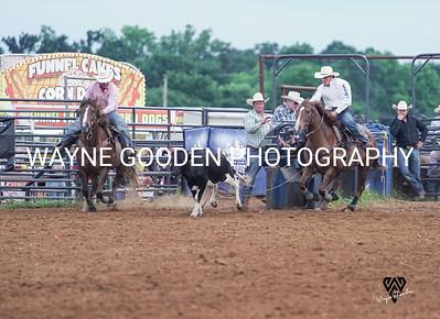 Colten Swearingen Steer Wrestling