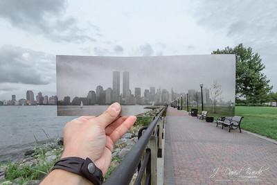 The New York City Empty Sky Memorial
