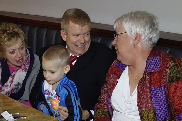 State Senator, Tim Neville