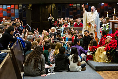 Dec 24, 2015 - Children's Christmas Mass by Fr Dave Gese