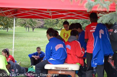 2015 CBBN 4A All League Meet @ Eisenhower
