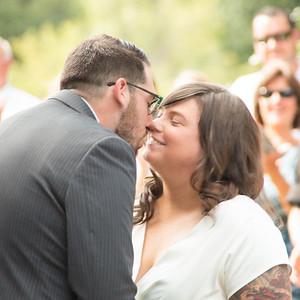 Amy & Braeden Dion Wedding- Christ Lutheran Church- Southwick, MA