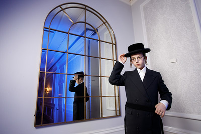 Chaim Schwartz Bar Mitzvah in Keser Tzvi