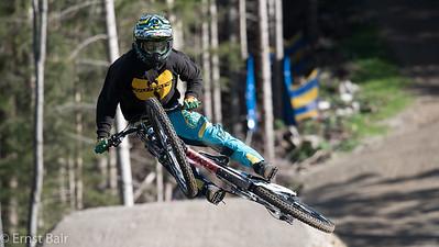 Bikepark Hollenstein Opening 2016