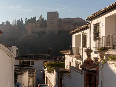 Albaicin, Granada 2018