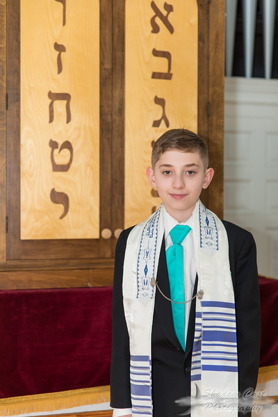 Berger Bar Mitzvah