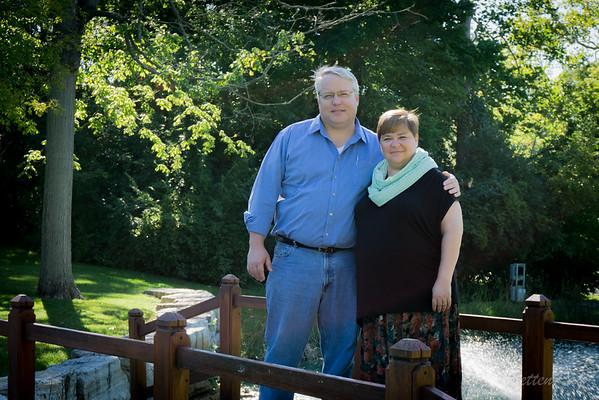 Brad and Wendy Dyke 2016
