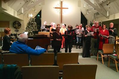 Christmas Season Sing 2014