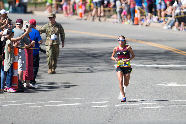 2017 Boston Marathon - Desi Linden - All