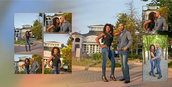 Bontu & Tewodros Engagement Album