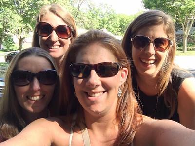 June Wisconsin Girls Weekend