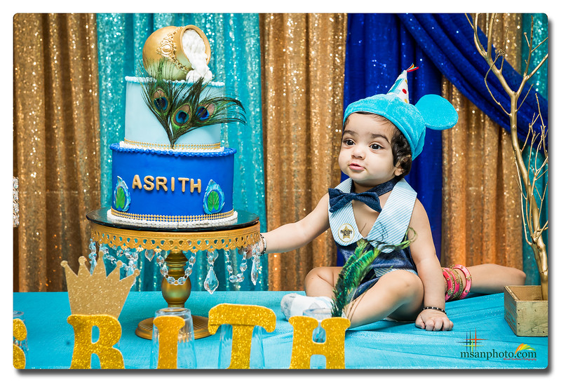 Asrith's 1st Birthday Party 2019