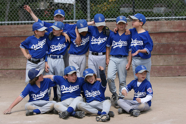 AAA Dodgers Team May 20 2006