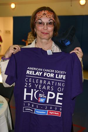 Cancer Survivors Dinner - May 30, 2009