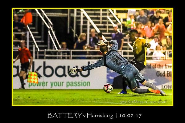 BATTERY v Harrisburg | 10-07-17