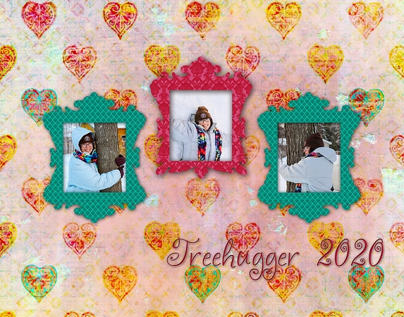 Samantha's Collages