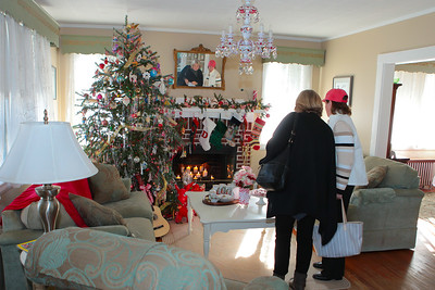 2015 Holiday House Tour  12/5/15