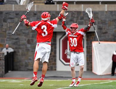 NCAA MLax: Cornell at Colgate; 3/15/16