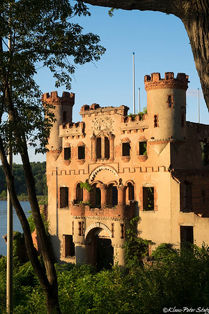 Bannerman Castle July 4, 2017