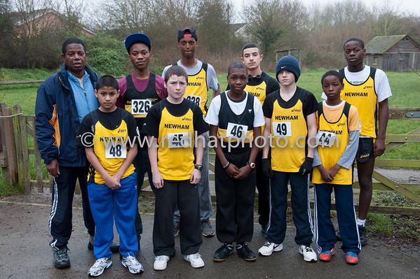 Newham & Essex Beagles Athletics Club