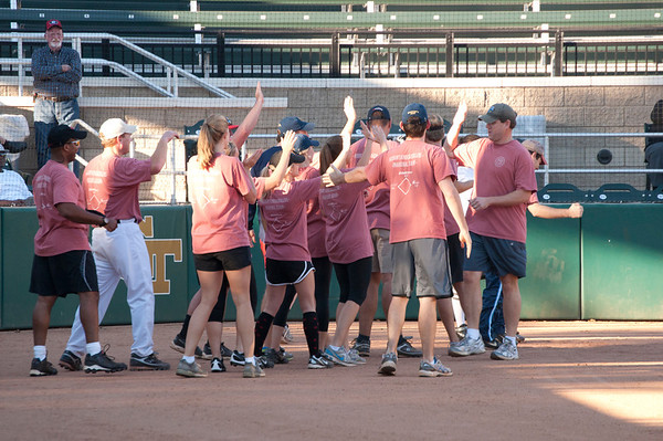 Governor's Offices vs. AGL Resources Softball @ GT