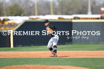 Deer Park Varsity Baseball vs. South Houston 2/21/2014