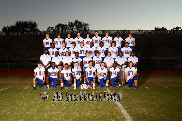 2020 JV Football