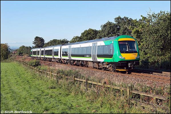 Class 170 (Turbostar): London Midland