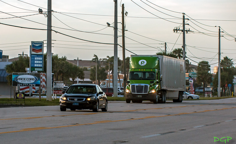 Publix Delivery on A1A