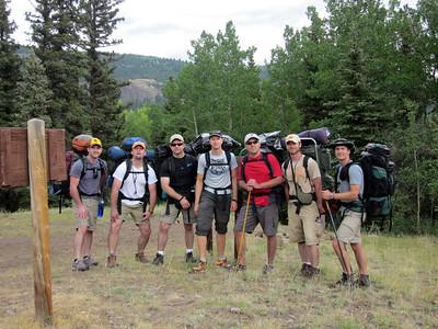 Elk Creek Trail 2011