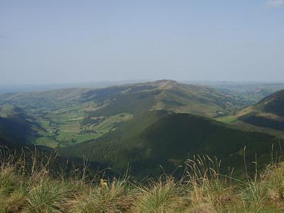 Cantal - Haut Cantal - Du haut du Puy Mary