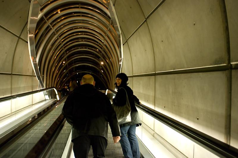 Bilbao Subway.