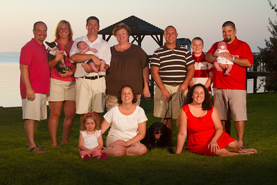 Stahl Family Portraits OBX Aug 2010