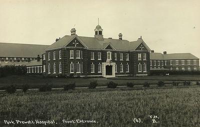 Park Prewett Hospital,Basingstoke 2006.