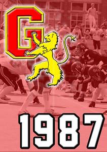 Glasgow Lions 1987