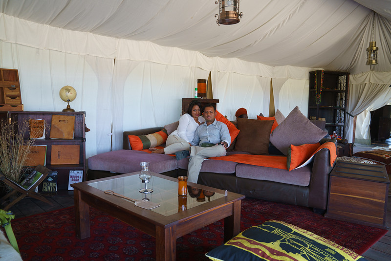 Lemala Mara Tented Camp, Serengeti National Park, Tanzania