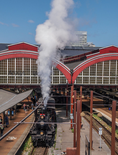 Historical Sunday steam locomotive trips from The Central Station