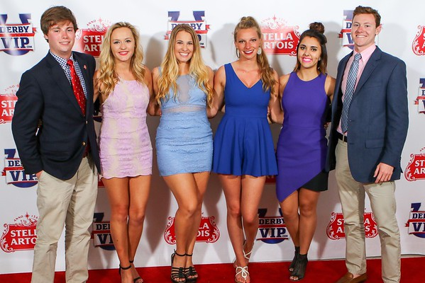 Red Carpet - Stella Artois Derby After Party, Saturday May 7, 2016