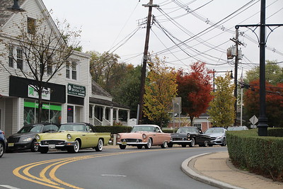 2019 Fall Cruise with NJTA to Lambertville Station Inn