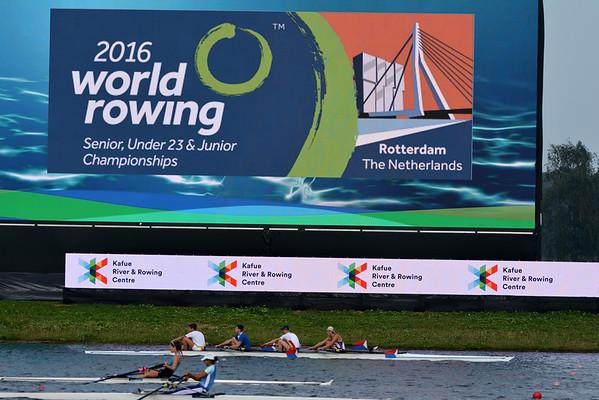 2016 World Championships - Saturday Practice