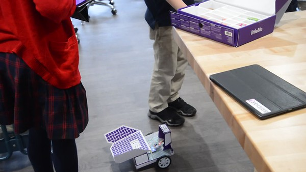 4th Grade: LittleBits