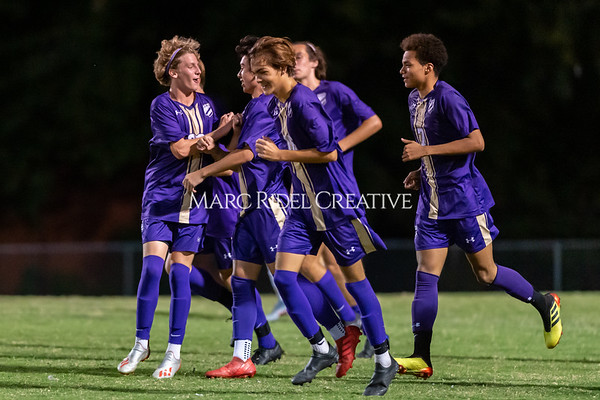 Broughton soccer vs Millbrook. October 7, 2019. D4S_6429