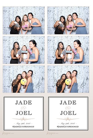 Prints - Jade & Joel's Wedding
