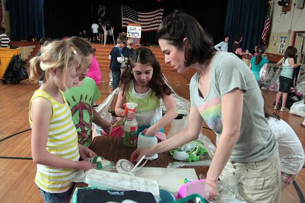 Cradle to Crayons at Fort Washington Elementary