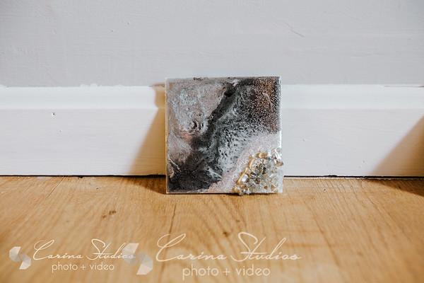 Geode Paintings